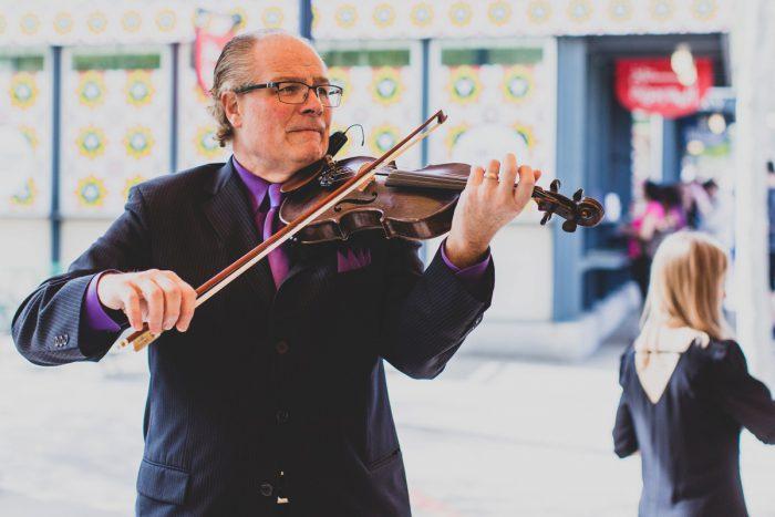 Steven Vance Violin & DJ Music - Pittsburgh Wedding Musician & Burgh Brides Vendor Guide Member