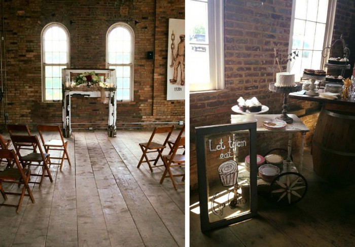 What is a Pop Up Wedding from Burgh Brides