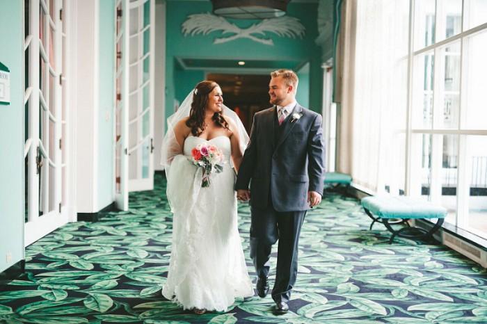 The Greenbrier: A Wild & Wonderful Wedding Venue featured on Burgh Brides