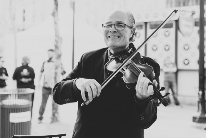 Steven Vance Violin & DJ Music - Pittsburgh Wedding Musician & Burgh Brides Vendor Guide Member