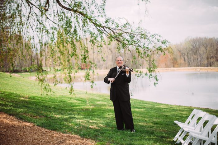 Burgh Brides Vendor Guide Member: Steven Vance Violin & DJ Music