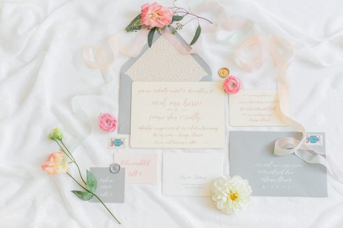 Wedding Inspiration from Aisle Society