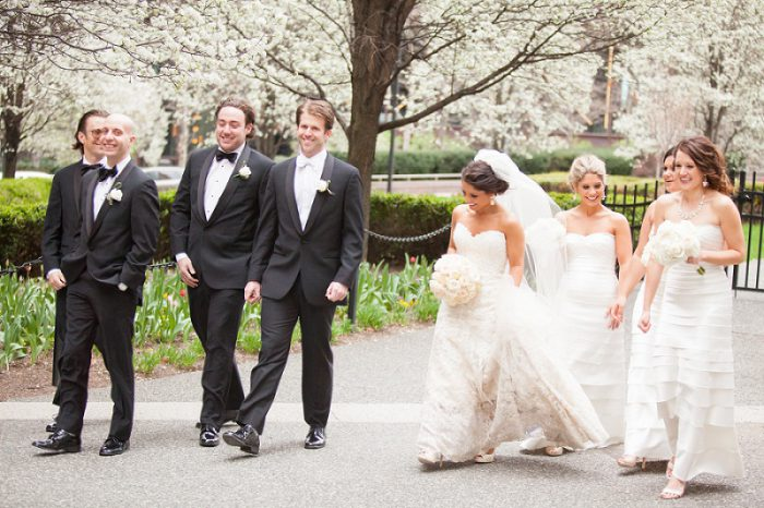 Classic Ballroom Wedding at the Omni from Nicole Cassano Photography featured on Burgh Brides