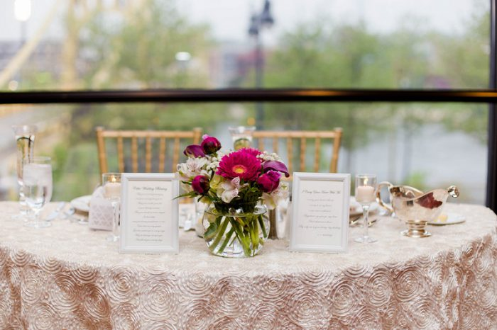 Romantic, Springtime Wedding with an EPIC Ending from Leeann Marie, Wedding Photographers featured on Burgh Brides