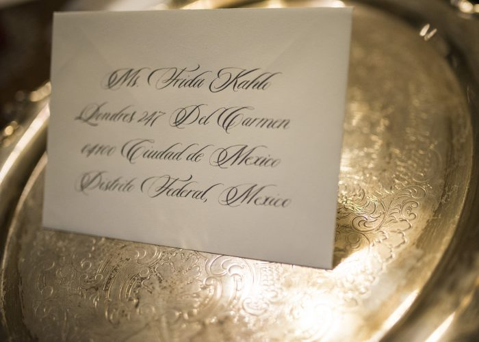 Addressing Wedding Invitations A How to Guide from Inky Agnes