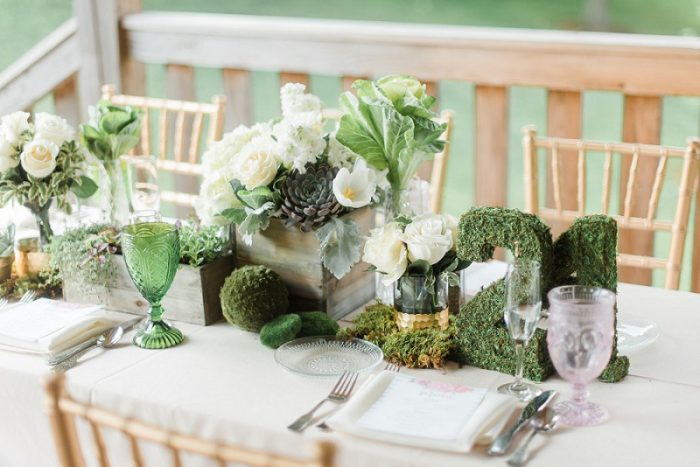 A (Wedding) Day in the Life of: Garnish Event Design, featured on Burgh Brides