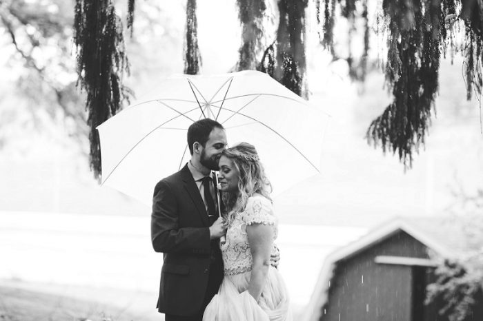 Muted Vintage Wedding at Shady Elms Farm from Hot Metal Studio featured on Burgh Brides