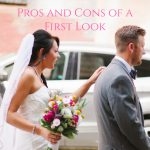 Pros and Cons of a First Look Session from Burgh Brides