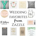 Wedding Favorites from Zazzle