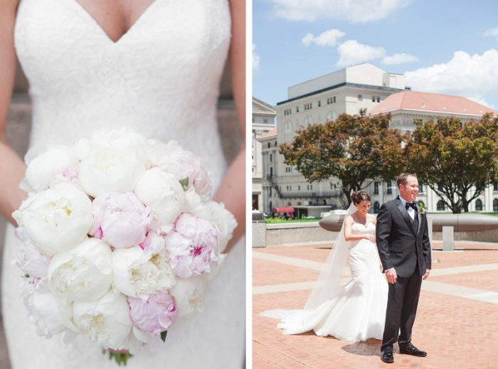 Classic Ballroom Wedding at the PAA from Madeline Jane Photography featured on Burgh Brides
