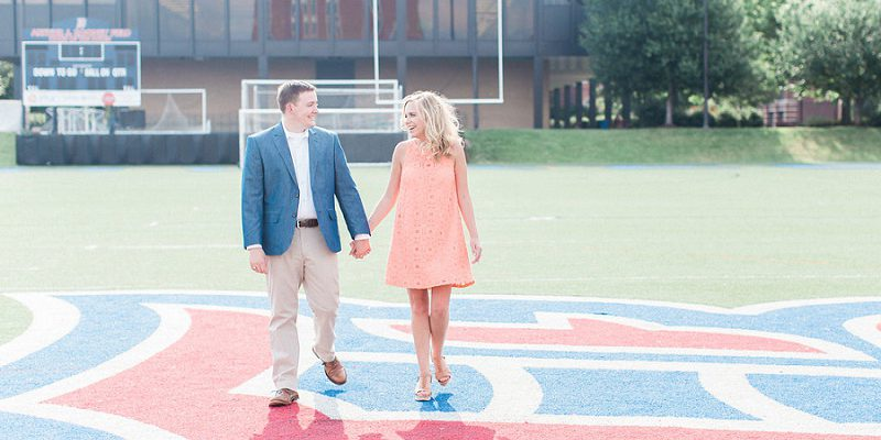 Duquesne University Engagement Session: Shannon & Ryan