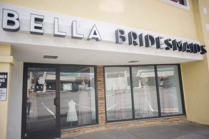 Burgh Brides Vendor Guide Member: Bella Bridesmaids
