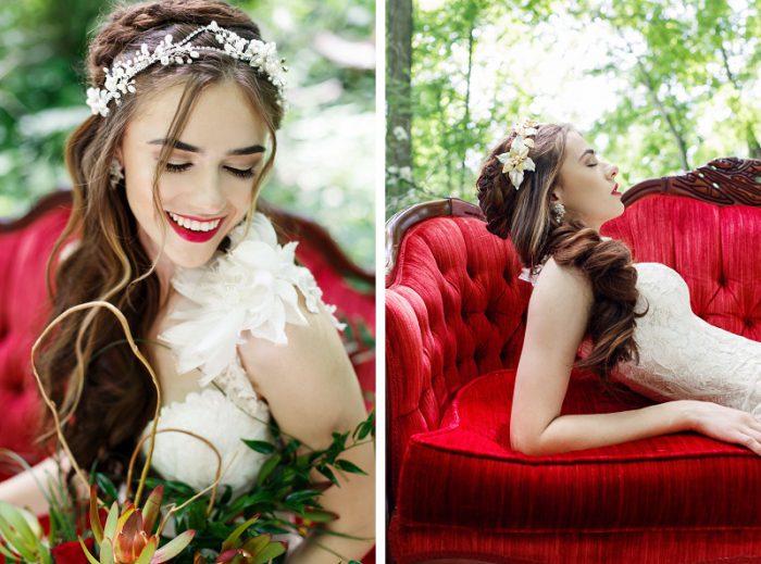 La Pomponnee Beauty Artisans - Pittsburgh Wedding Hair Stylist and Makeup Artist & Burgh Brides Vendor Guide Member