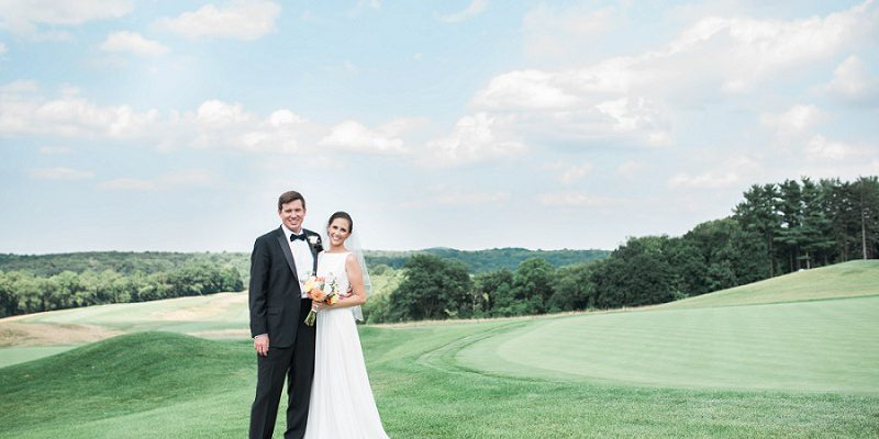 Sophisticated, Colorful Wedding at Allegheny Country Club: Bianca & Peter
