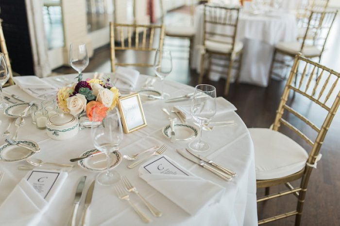 Sophisticated, Colorful Wedding at the Allegheny Country Club from Kathryn Hyslop Photography featured on Burgh Brides