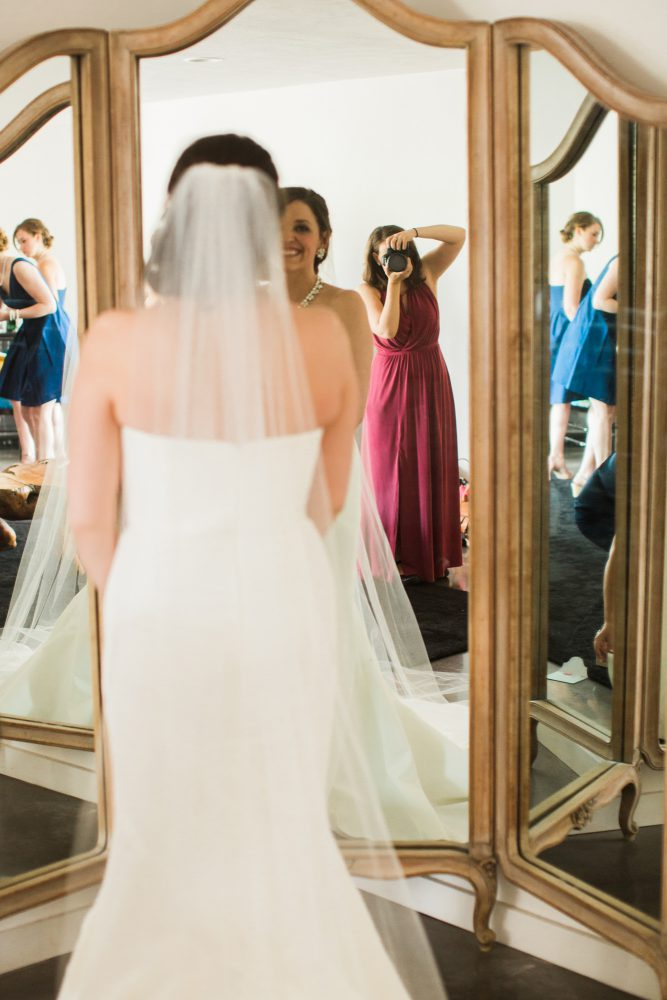A (Wedding) Day In The Life Of Cara Rufenacht Creative from Burgh Brides
