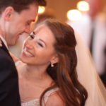 Luxurious Blush & Ivory Wedding from Araujo Photography featured on Burgh Brides