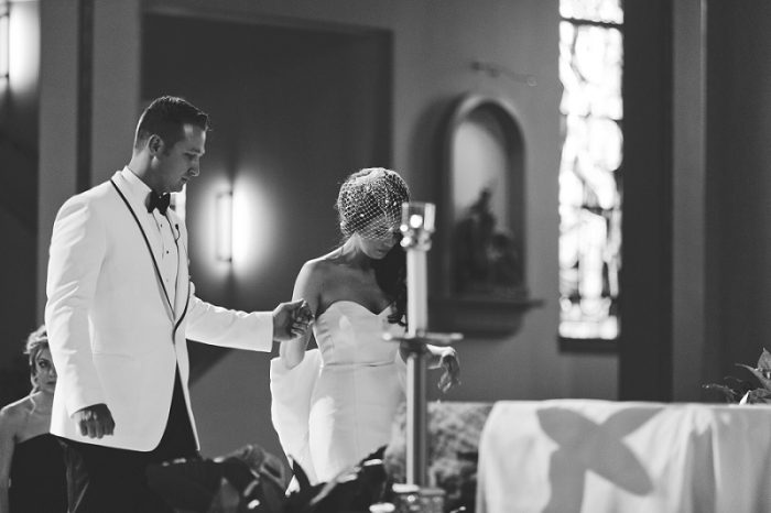 Luxurious Industrial Chic Wedding from hotmetalstudio and Shayla Hawkins Events featured on Burgh Brides
