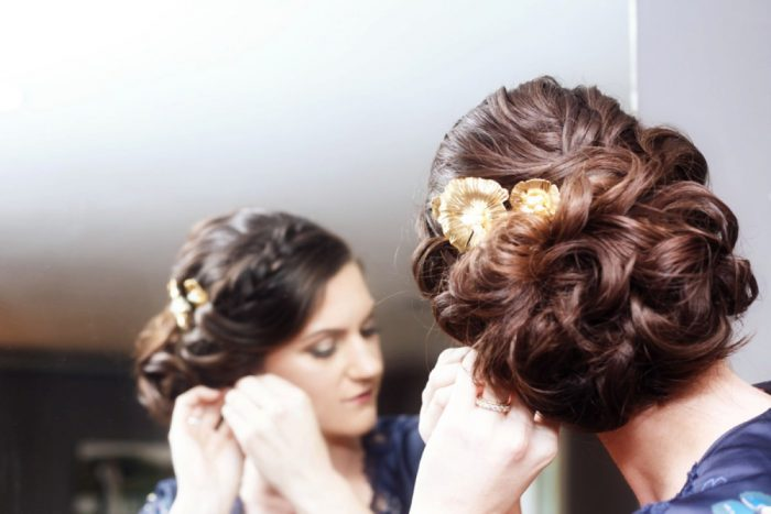 La Pomponnee Beauty Artisans - Pittsburgh Wedding Hair Stylist and Makeup Artist & Burgh Brides Vendor Guide Member