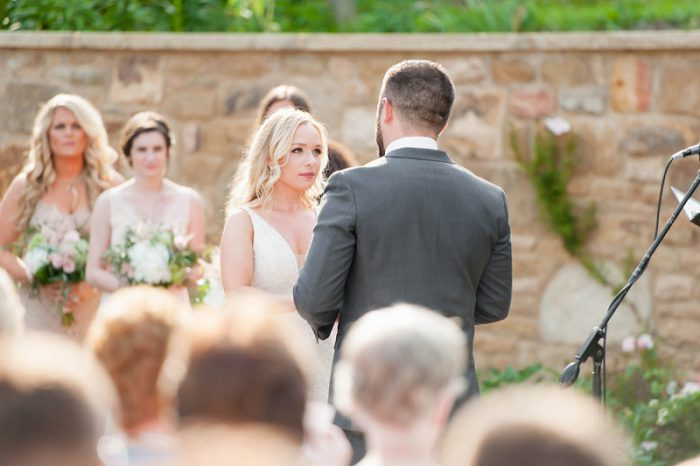 Romantic & Rustic Wedding from Leeann Marie, Wedding Photographers & Perfectly Planned by Shari featured on Burgh Brides