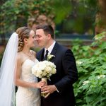 Glamorous City Wedding from Lavender Leigh Photography featured on Burgh Brides