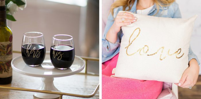 Gift Ideas for the Newly Engaged from Burgh Brides