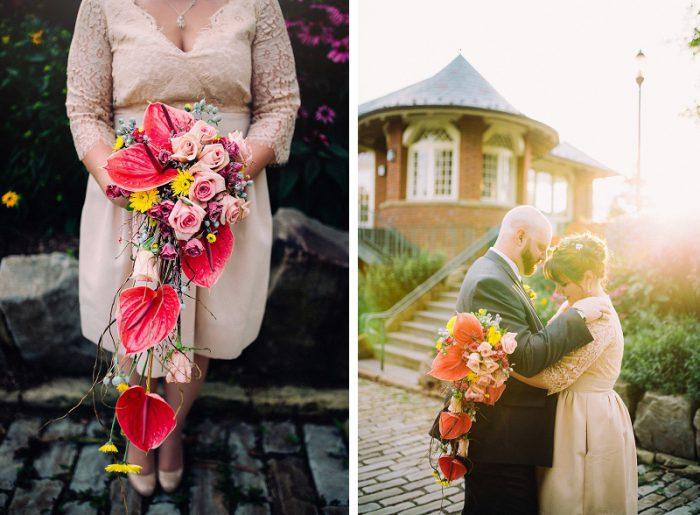 Best of Burgh Brides 2016: Wedding Flowers