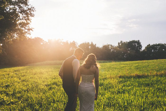 The 1 Thing You Absolutely Must Do During Your Wedding Reception from Burgh Brides