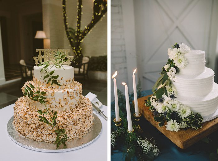 Pantone Color of the Year Greenery Wedding Inspiration from Burgh Brides