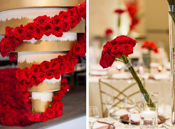 Lavish Hollywood Inspired Wedding from Ann Louise Photography and {SHE} Shayla Hawkins Events featured on Burgh Brides