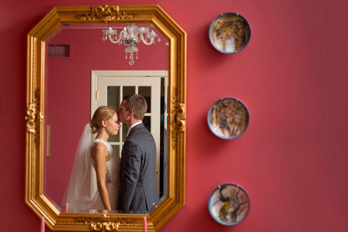Pastel Antique Inspired Wedding from Jenna Hidinger Photography featured on Burgh Brides