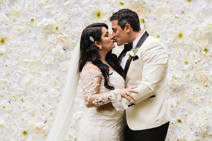 Timeless & Chic Wedding from Greenwood Photography featured on Burgh Brides