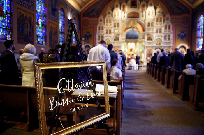 Warm & Luxurious Wedding from Kristi Telnov Photography featured on Burgh Brides