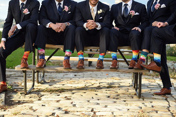 Warm & Luxurious Wedding from Kristi Telnov Photography featured on Burgh Brides