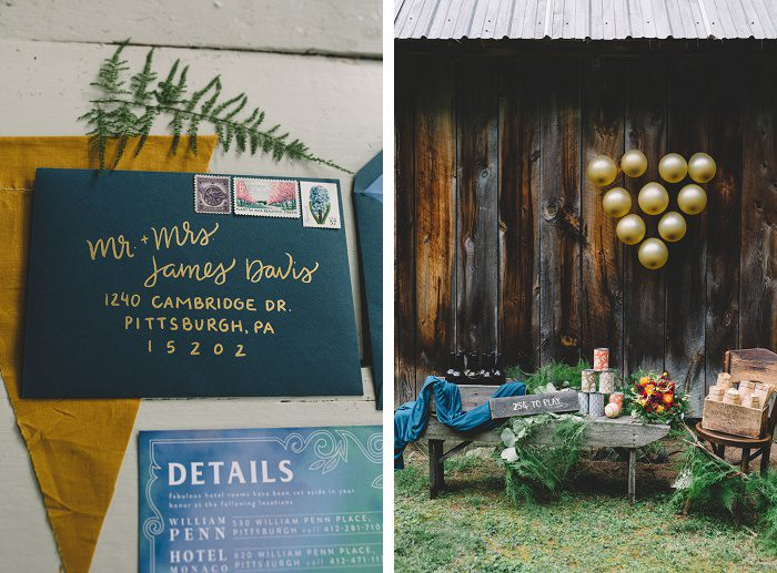 Boho Circus Inspired Wedding Styled Shoot from Oakwood Photo + Video and Devoted to You Events featured on Burgh Brides