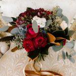 Modern Art Deco Wedding Inspired Styled Shoot from Burgh Brides Vendors