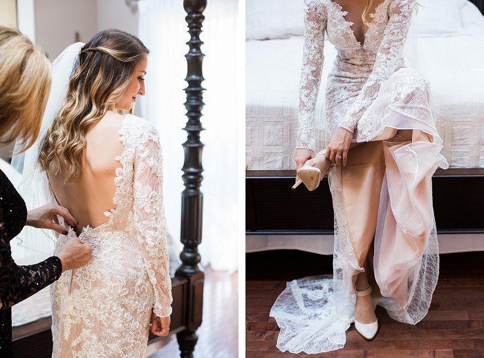 Vintage Meets Boho Wedding from Breanna Ellizabeth Photography featured on Burgh Brides