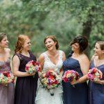 Colorful DIY Farm Wedding from Dawn Derbyshire Photography featured on Burgh Brides