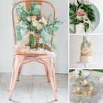Sage, White, & Copper Wedding Inspiration from Burgh Brides