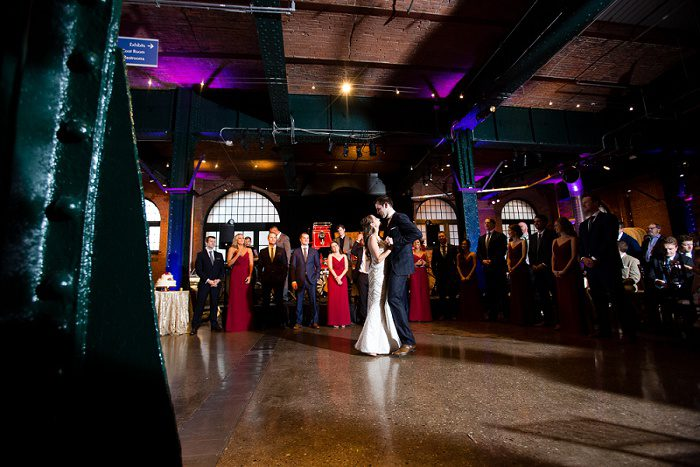 Classic but Unique Wedding from Christina Montemurro Photography featured on Burgh Brides