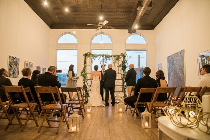 Pop Up Pittsburgh Wedding