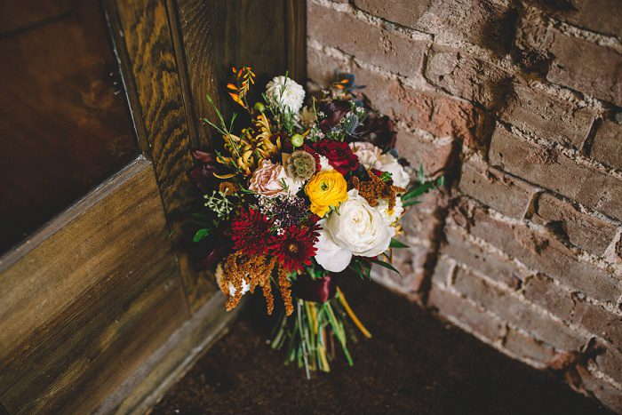 Vintage Glam Wedding from Oakwood Photo + Video featured on Burgh Brides