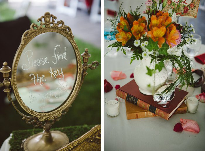 Bold & Colorful Wedding from Kendelhardt Photography featured on Burgh Brides