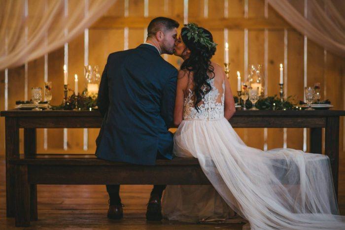 Penn Rustics Rentals - Pittsburgh Wedding Wooden Farm Tables Rental Company & Burgh Brides Vendor Guide Member