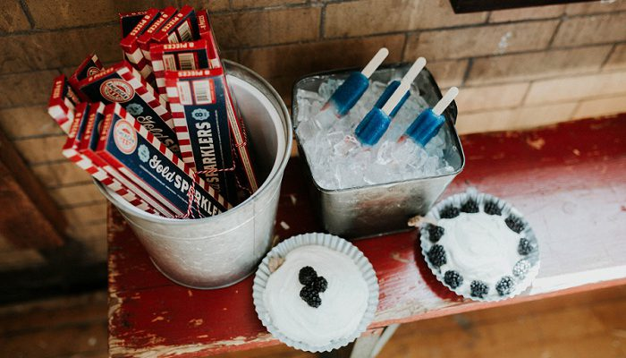 Fourth of July Wedding Inspired Styled Shoot