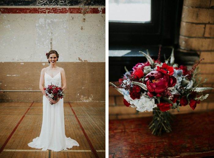 Fourth of July Wedding Inspired Styled Shoot from Your Big Day and Lindsey Zern Photography featured on Burgh Brides