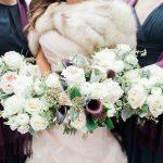 Navy & Blush Wedding from Lauren Renee Designs featured on Burgh Brides