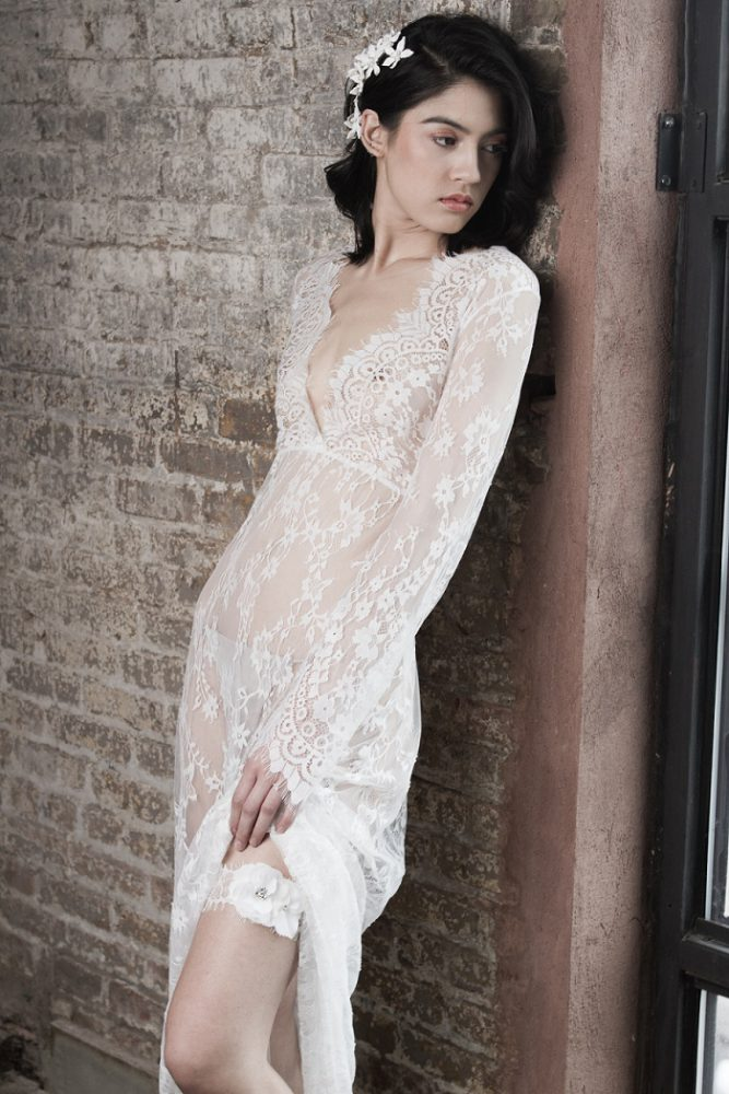 Win a Luxe Bridal Garter from Kata Banko Couture & Burgh Brides