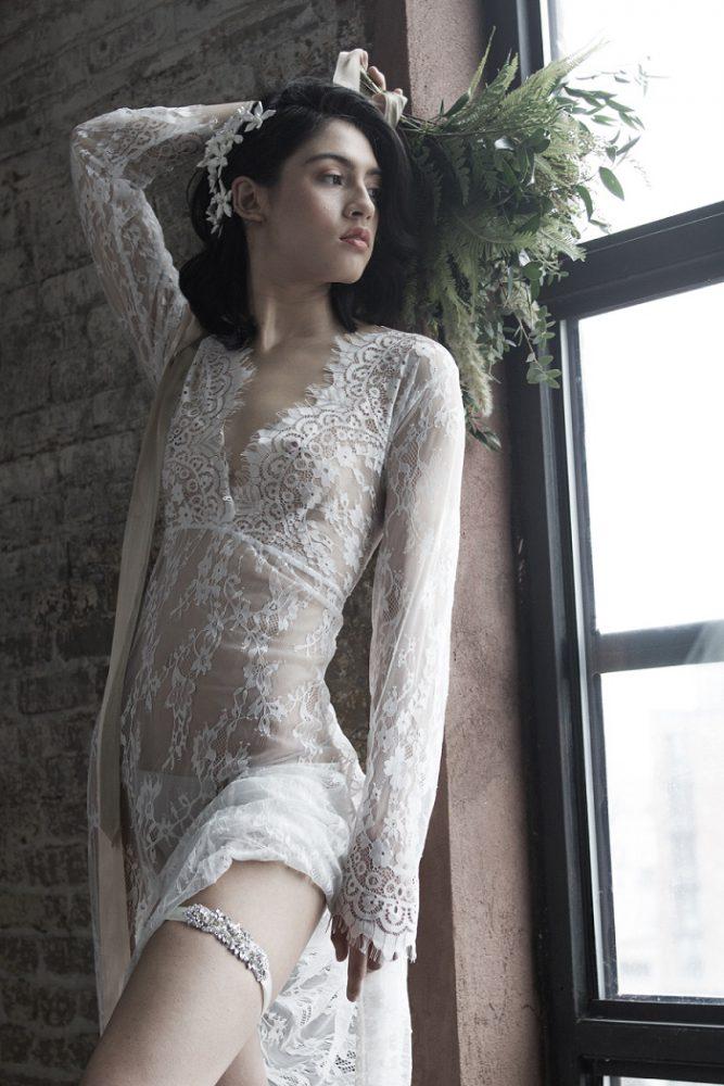 Win a Luxe Bridal Garter from Kata Banko Couture & Burgh Brides