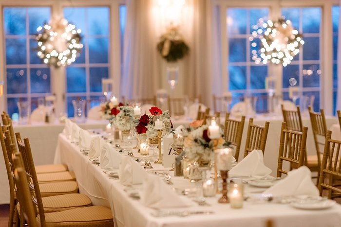 Classic Holiday Wedding from Aaron Varga Photography featured on Burgh Brides